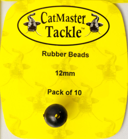 CatMaster Tackle Rubber Beads 12mm